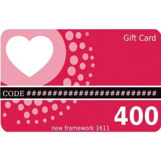Gift card 400