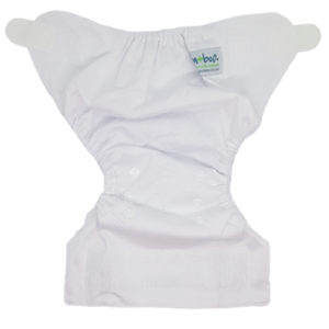 White (Velcro)